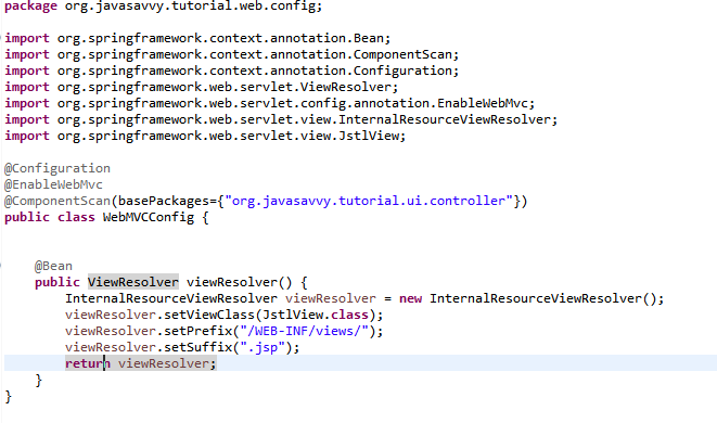 Spring 4 MVC Maven example,spring 4 mvc,spring 4 annotations