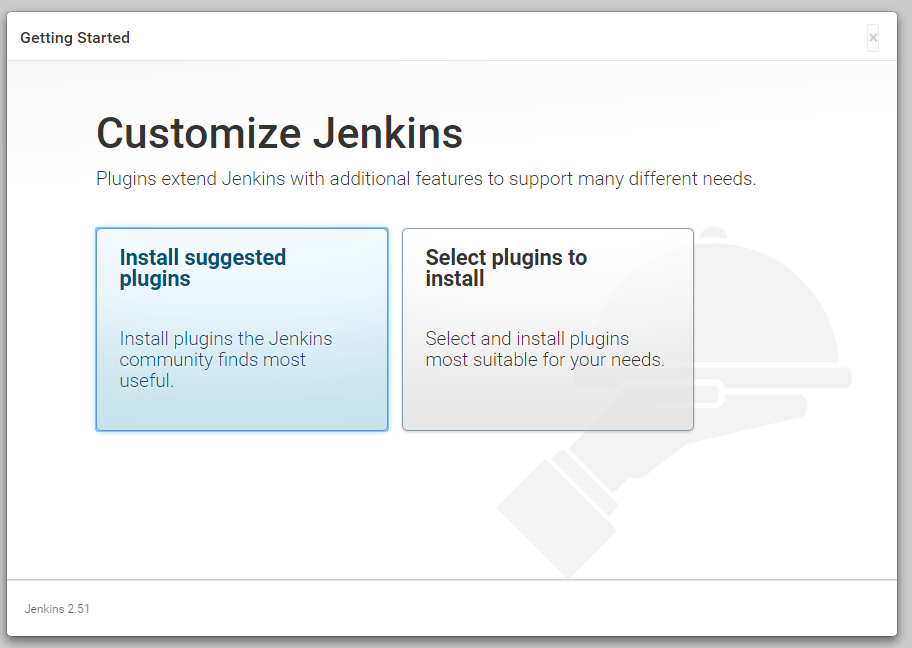 Jenkins customization