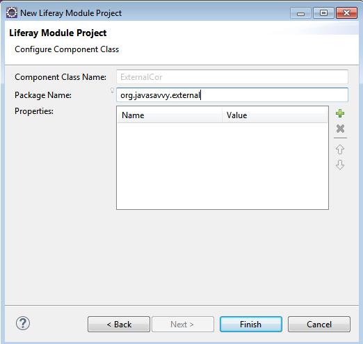Liferay 7 External Database